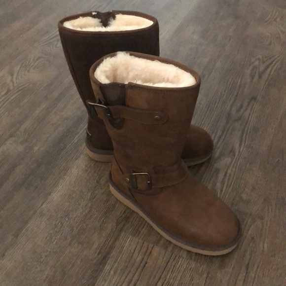 9f481eb9db8 Women's UGG Boots USA 5 leather like
